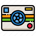 digital, lens, photo, photography icon