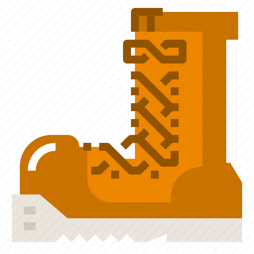 Leather, style, footwear, boots, shoes icon