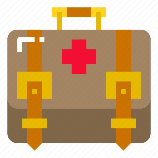 Emergency, doctor, medical, health, aid, first icon