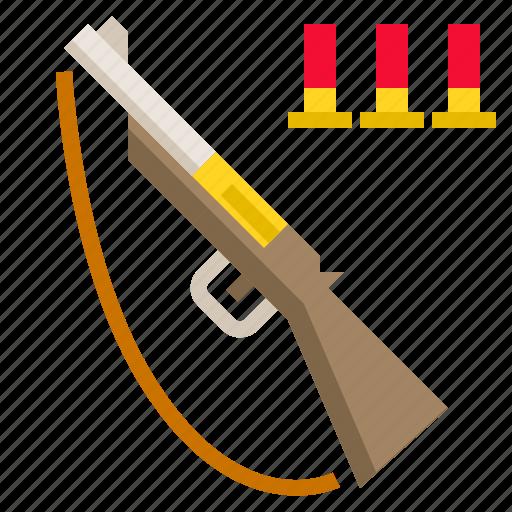Army, gun, military, pistol, weapon icon - Download on Iconfinder
