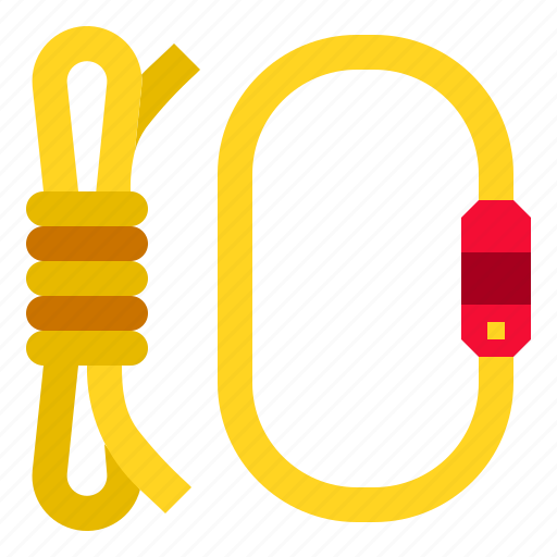 border, cord, line, rope, string icon