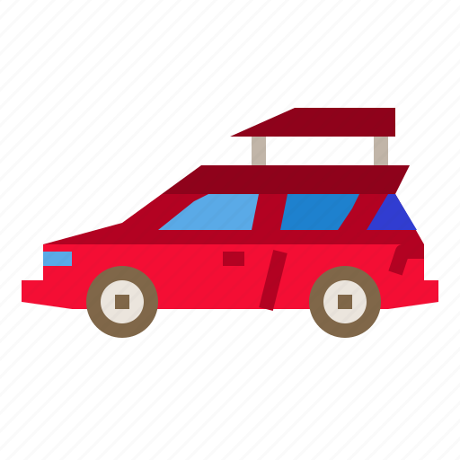 car, transportation, truck, van, vehicle icon