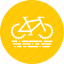 adventure, bicycle, camping, cycling, hiking, off, road icon