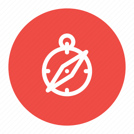 Compass, direction, find, search, way icon - Download on Iconfinder