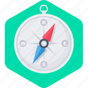 clock, compass, direction, meter, navigation, speed, speedometer icon