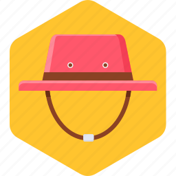 camping, cap, hat, horse, outdoor, ride, riding icon