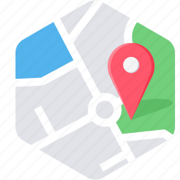 country, gps, location, map, navigation, place icon