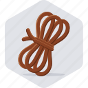 rope, exercise, jump, jumping, skipping icon