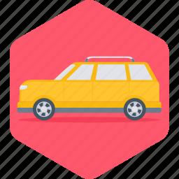 auto, automobile, car, service, transportation, van, vehicle icon