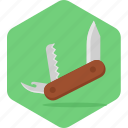 cutlary, cutlery, kitchen, knife, restaurant, tool icon