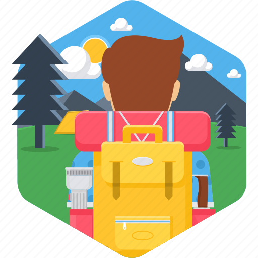 camp, camping, outdoor, outdoors, vacation icon