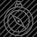 compass, navigation, location, direction, arrow