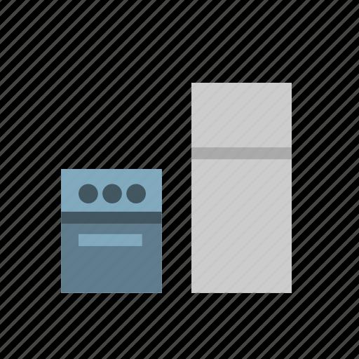 boil, cooking, freezer, fridge, kitchen, oven, refrigerator icon