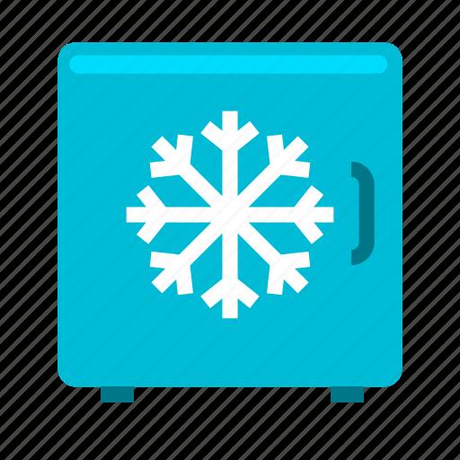 bag, box, fridge, ice, icebox, machine, refrigerator icon