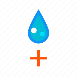 faucet, hot, source, spring, tap, water, well icon