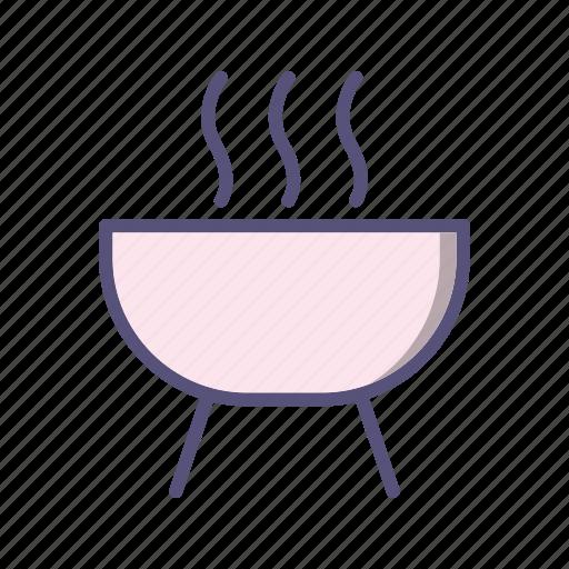 barbecue, cook, grill icon