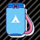 bag, camping, dry