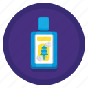 biodegradable, camping, soap, wash icon