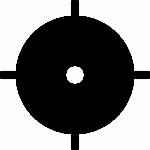 aim, bullzeye, goa, middle, shoot, target icon