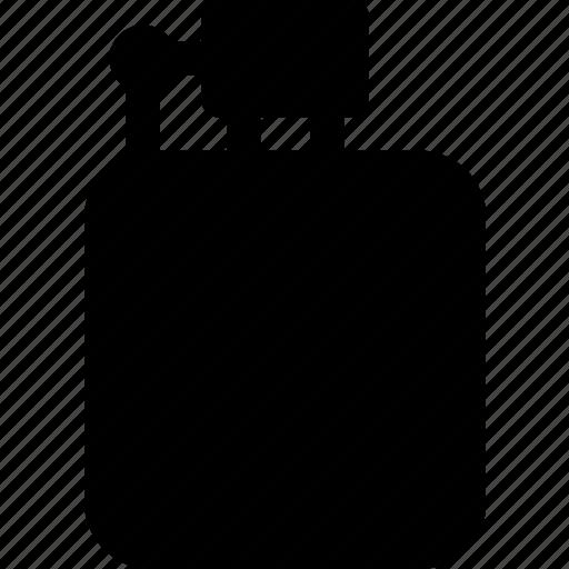 alcohol, bottle, flask, metal, pocket, spirit, warm icon