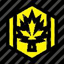 autumn, canada, flag, leaf, maple icon