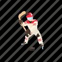 cartoon, equipment, hockey, ice, player, sport, winter