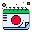 calendar, day, july, month icon