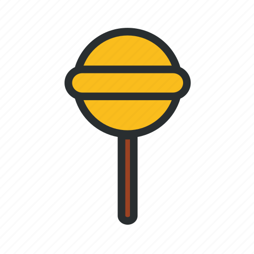 confectionery, lollipop, sweet icon