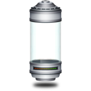 canister, empty icon