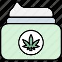 lotion, cannabis, cannabidiol, beauty, cream, cbd