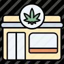 drugstore, store, shop, cannabis store, cannabis, cannabidiol