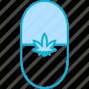 pill, medicine, drug, marijuana, cannabis, cannabidiol