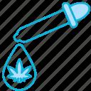 serum, drop, cannabis, cannabidiol, weed, marijuana