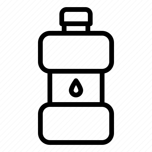 bottle, drink, drinking, healthy, water icon