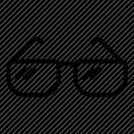 beach, eyeglasses, glasses, summer, sunglasses icon