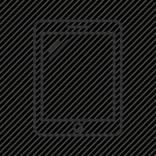 i pad, ipad, ipad mini, iphone, new ipad, old ipad icon