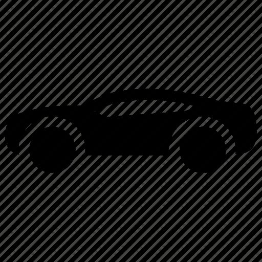 hatchback sedan, large sedan, luxury sedan, passenger car, sedan icon