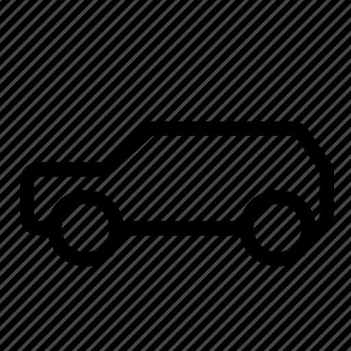 car, family, sedan, station, vehicle, wagon icon