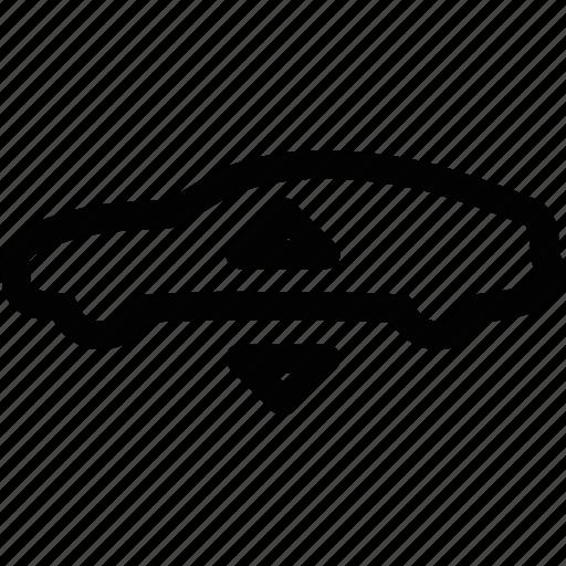 Chassis, damper, dampers, shock absorber, suspension icon - Download on Iconfinder