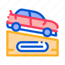 auto, car, race, rally, sport icon