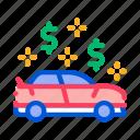 business, car, chart, concept