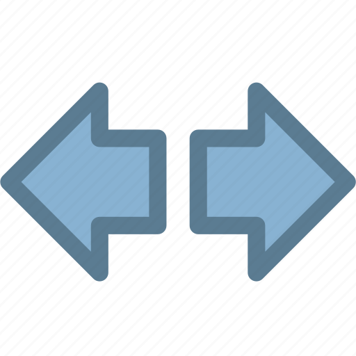 arrows, car, dashboard, direction, direction indicators, left, right icon