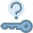 key not in vechicle, missing, open, question, secure, sensor, unlock