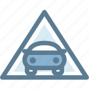 car, dashboard, engine, hazard warning lights, lights, safety, transportation icon