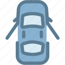 car, dashboard, door, door open, engine, safety, warning icon