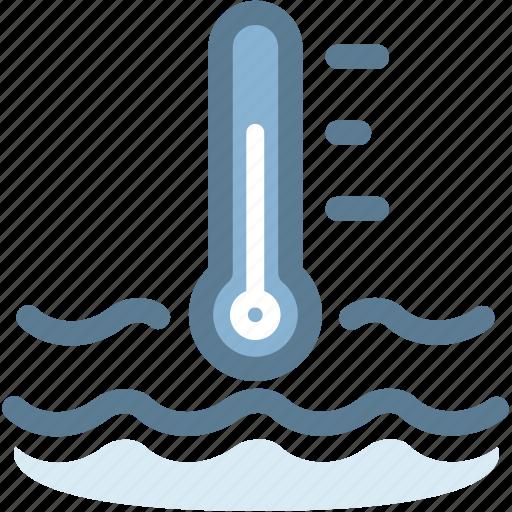 car, dashboard, risk, safety, temperature, temperature warning, warm icon