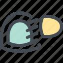 car, dashboard, drive, graphic, light, rain, rain and light sensor icon