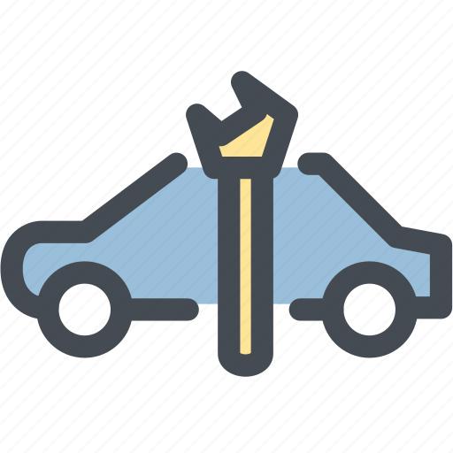 car, check, dashboard, engine, repair, service, service required icon