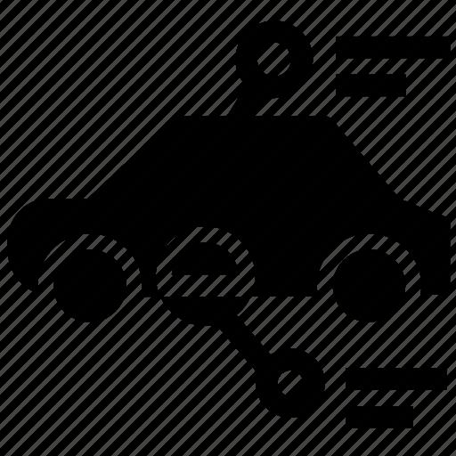 car, car check, car insurance, car into the center, dashboard, engine, vehicle icon