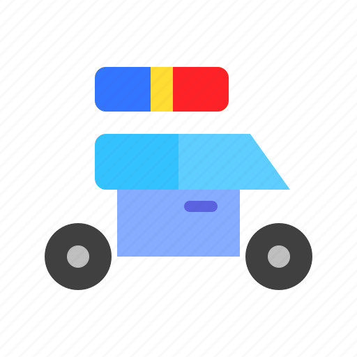 car, cop car, police car, transport, travel, vehicle icon